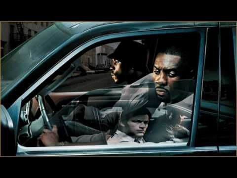 """""""Hold On"""" - King Driis (Idris Elba) feat. Shadow (prod. 9th Wonder) - Idris Elba - Stringer Bell on The Wire - rapping as King Driis. Not bad - very Brit! The more I listen, the better I like it."""