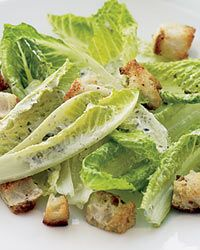 Caesar-Style Dressing Recipe from Food & Wine  Great With Romaine salad, crudités, potato salad, steamed broccoli, grilled chicken, salmon or tuna