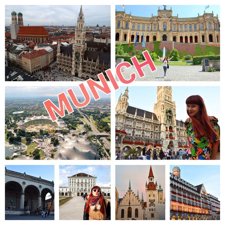 Monachium to idealne miasto nie tylko na weekend, ale i na dłużej. Położone w pięknej Bawarii, o bogatych tradycjach z niesamowitymi zabytkami!