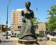 Image result for harriet tubman statue in harlem