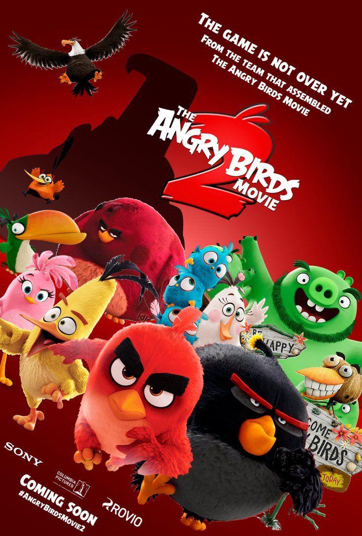The Angry Birds Movie2 2019 Filme Filme Sehen Disney Pixar