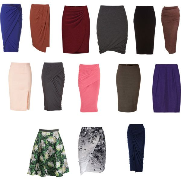 Soft Dramatic Skirts #2 by angstgirl on Polyvore featuring Oscar de la Renta, Donna Karan, Valentino Roma, Aminaka Wilmont, Emilio Pucci, Dorothy Perkins and Vivienne Westwood