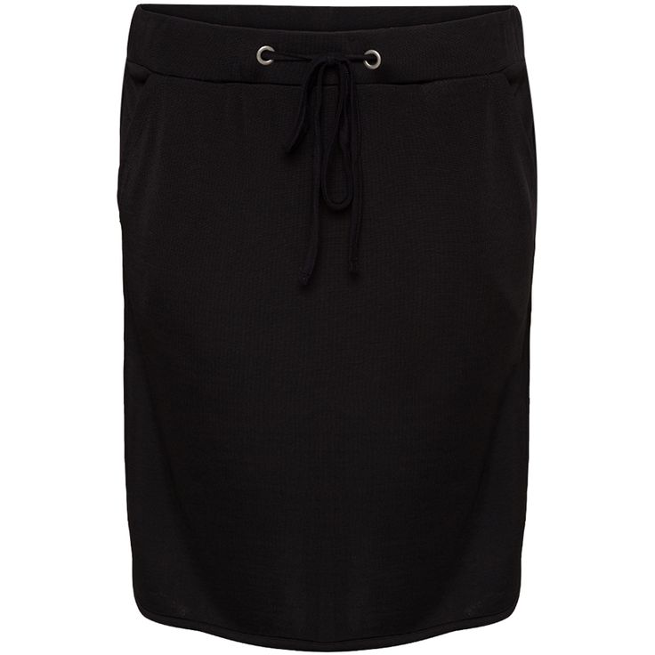 Emira jersey skirt
