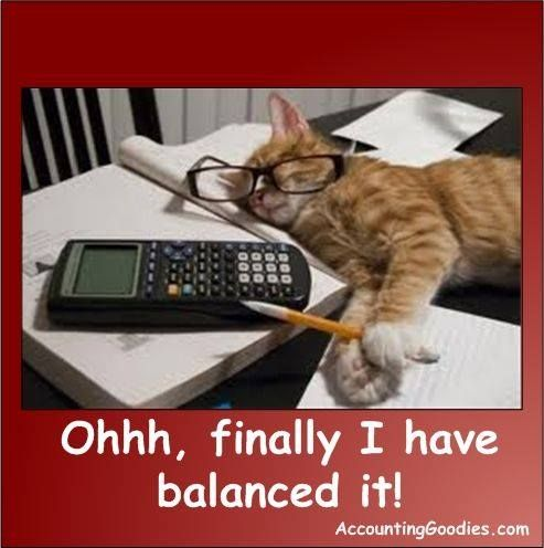 All in a day's work! #Bookkeeping Humor