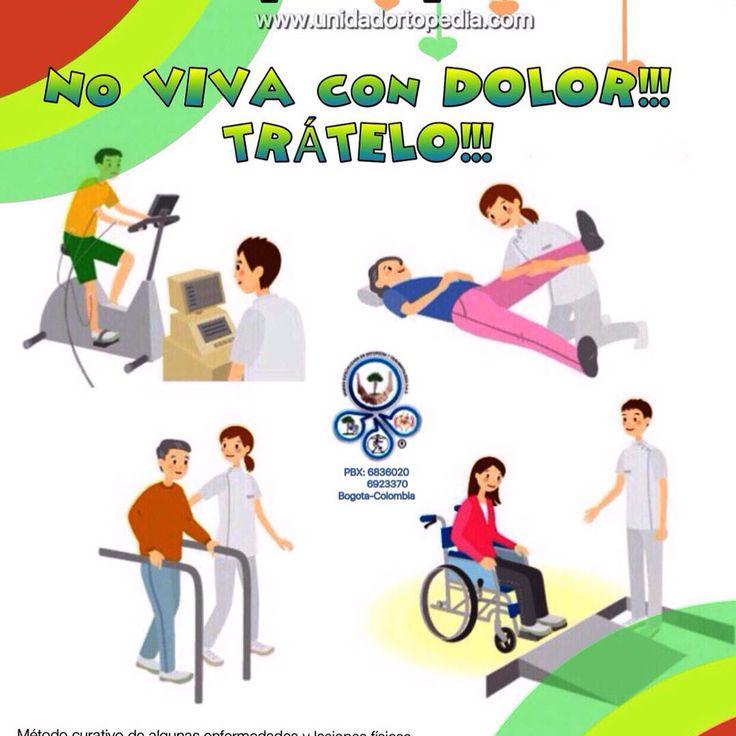 Clinica especializada contra el dolor agudo articular y musculotendinoso en Bogotá - Colombia www.unidadortopedia.com PBX: 6923370