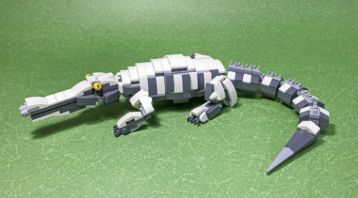 LEGO Mecha Crocodile-06 | by ToyForce 120