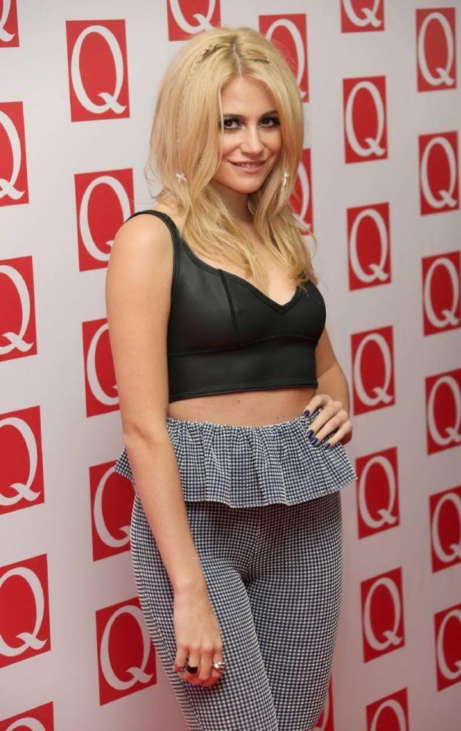 Pixie Lott - Q Awards in London : Global Celebrtities (F) - FunFunky.com