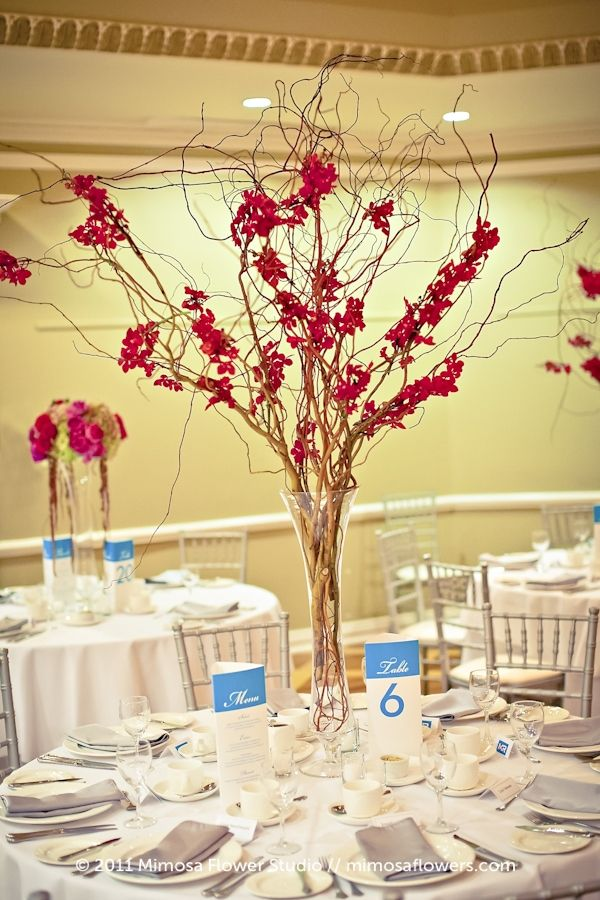 Best 25 curly willow centerpieces ideas on pinterest for A decoration that is twisted intertwined or curled