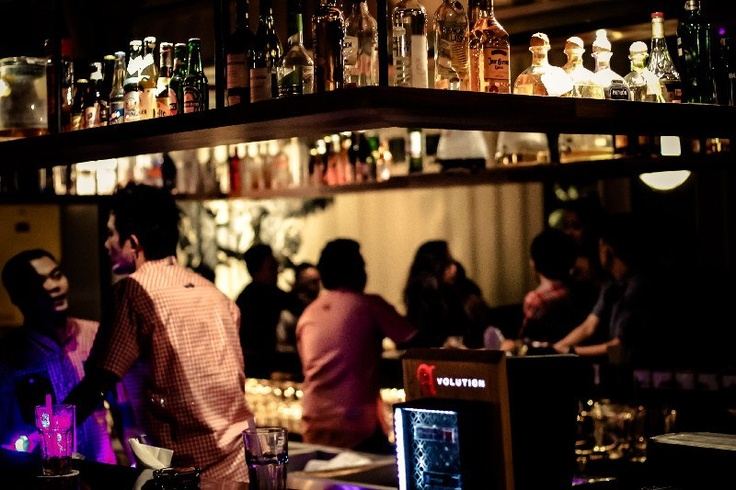 365 Eco Bar #Jakarta - Indonesia