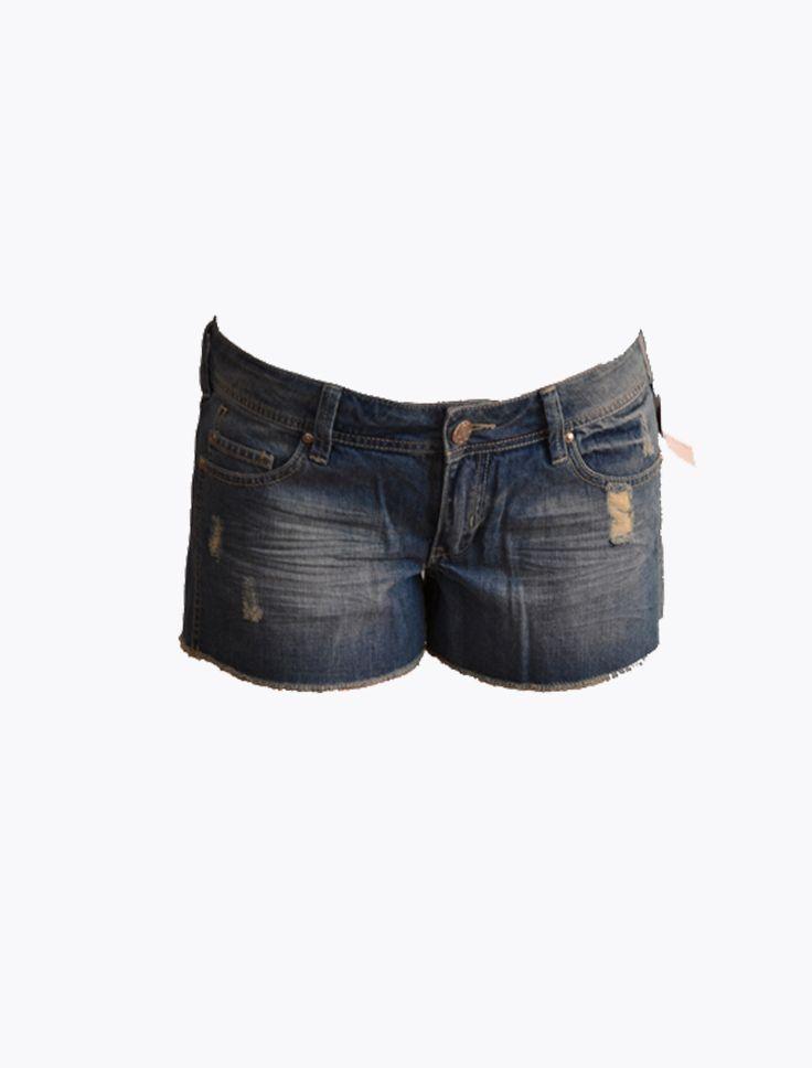 Pantaloni scurti denim Pimkie Pantaloni Jeans Pimkie, marime M, material bumbac 100%