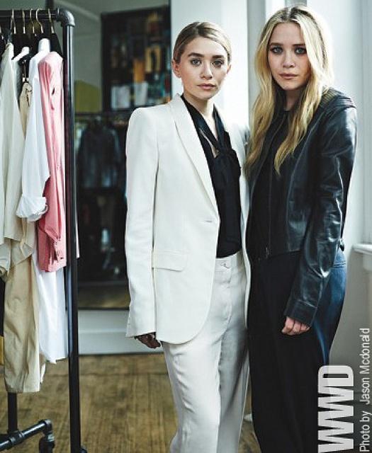 Mary-Kate and Ashley Olsen Talk Full House, Photos