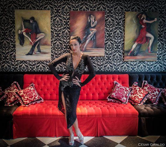 Tango Dress by MimiPinzon on Etsy