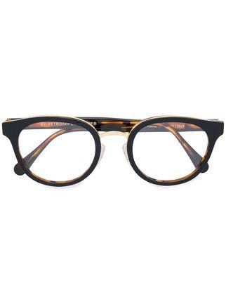 Retrosuperfuture Numero 22 Havana glasses