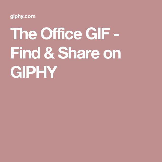 The Office GIF - Find & Share on GIPHY