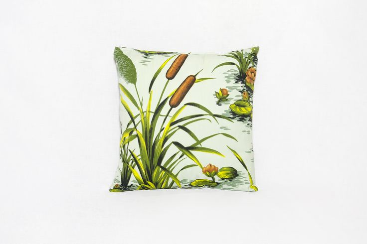 One of a Kind! Vintage Pillow Cover