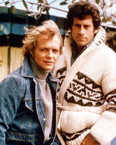 Starsky and Hutch. Had a hutch crush !
