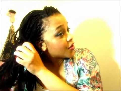 Dry Shampoo On Braids Natural Hair Youtube Back To My