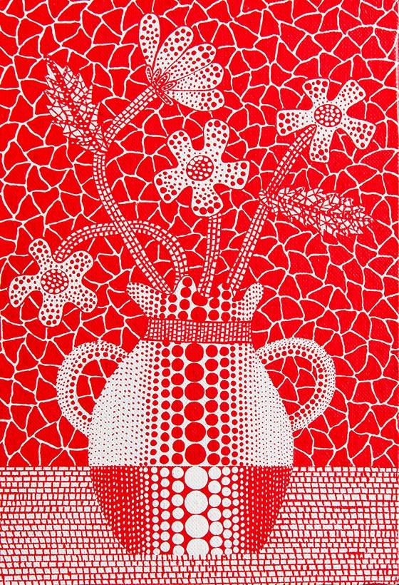 202 Best Yayoi Kusama Images On Pinterest Yayoi Kusama