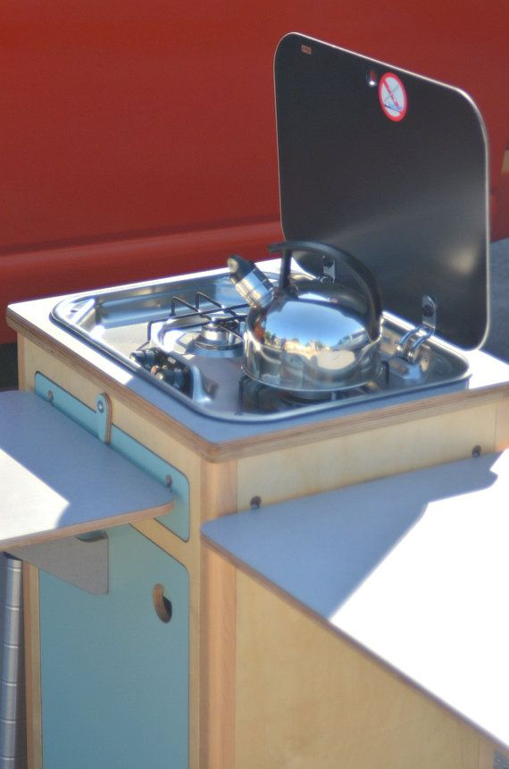 Campervan Kitchen Pod Removable Kitchen Campervan