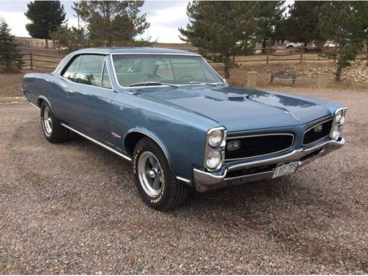 1966 Pontiac Gto For Sale Near Please Call For Location Of Vehicle