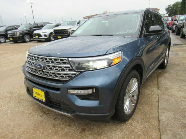 2020 Ford Explorer Limited 2020 Ford Explorer Limited 1727 Miles