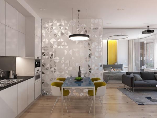 Kicsi otthon berendezése - ötletek és tippek egy lakás bemutatásán keresztül!
