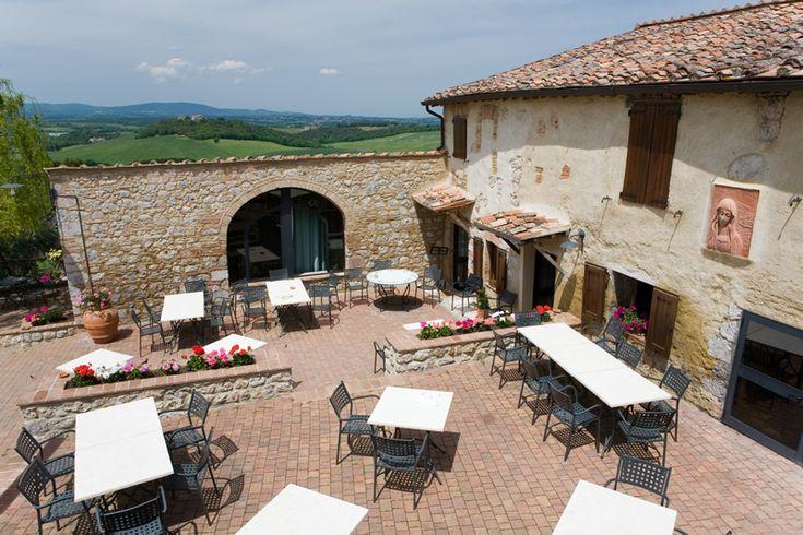 Agriturismo Bauernhof Toskana Italien Antico Borgo Poggiarello