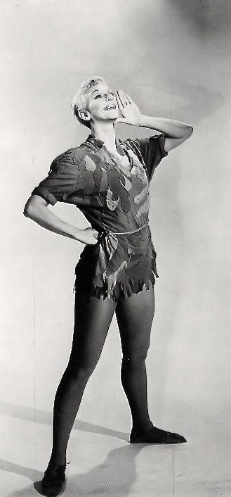 Mary Martin (Broadway vocalist; Originated roles in Peter Pan, South Pacific,  the Sound of Music. Also starred in many musical films like One Touch of Venus,  Rhythm on the River. Received the Kennedy Center Honors, 4 Tony Awards, the Donaldson Award, an Emmy, and a star on the Hollywood Walk of Fame)
