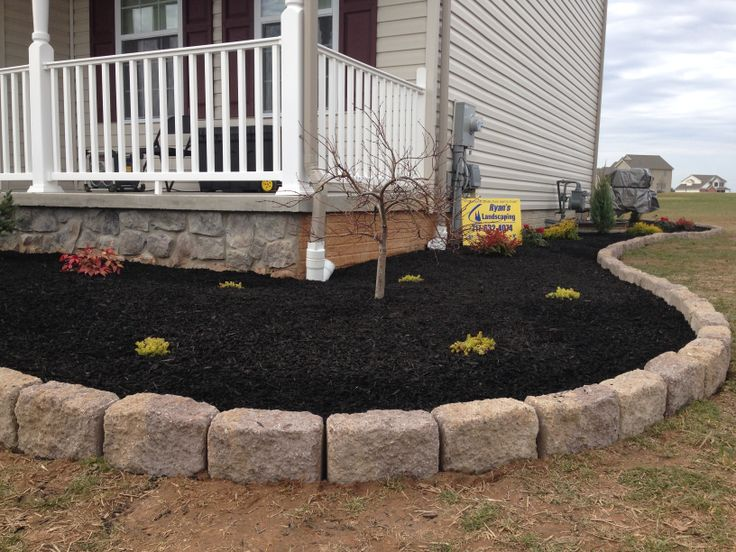 Best 20 land scaping ideas on pinterest front yard for Low maintenance pool landscaping