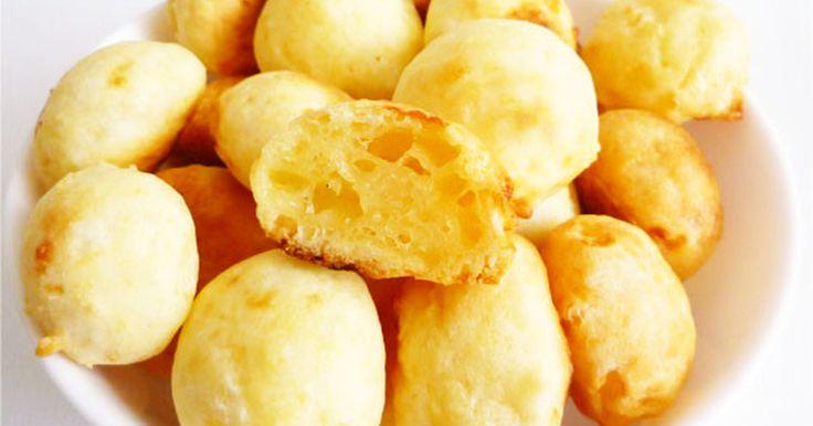 トースターと片栗粉で ポンデケージョ by liqueur☆ [クックパッド] 簡単おいしいみんなのレシピが262万品