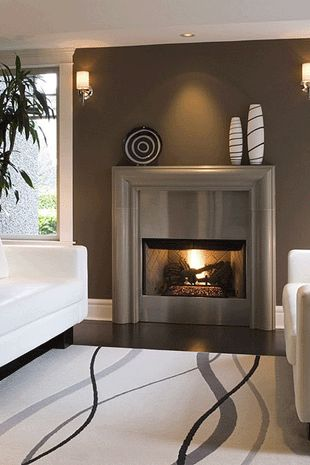 find this pin and more on home and decorating fireplaces modern