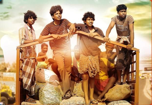 Goli Soda: Little men