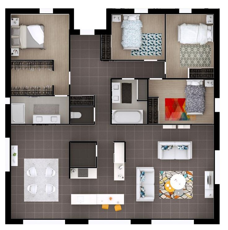 Plan suite parentale 25m2 photos de conception de maison for Agencement suite parentale 25m2