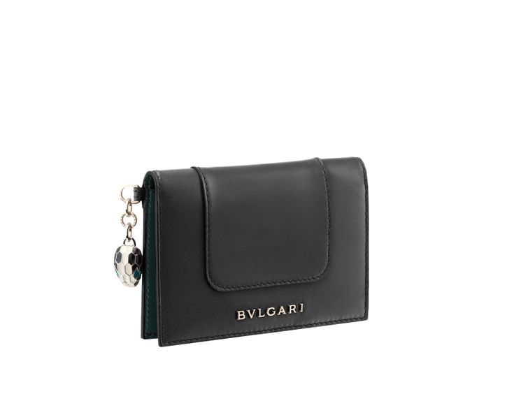 Credit Card Holder Serpenti Forever 280414 - Discover BVLGARI's collections and read more about the magnificent Italian jeweller on the official website.