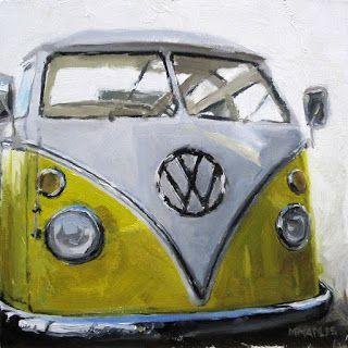 MICHAEL NAPLES: VW Bus
