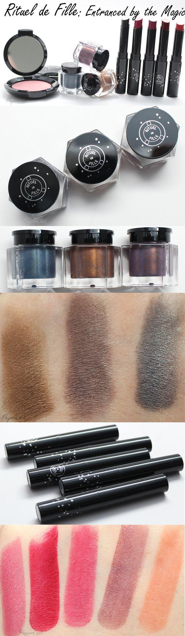 Rituel de Fille artisan makeup
