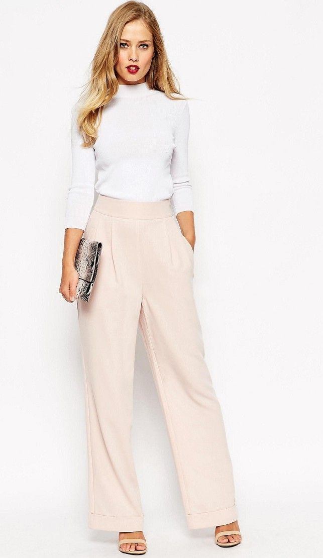 Pantaloni palazzo sotto i 50 euro: ecco la nostra selezione!Pantaloni Asos, larghi,...