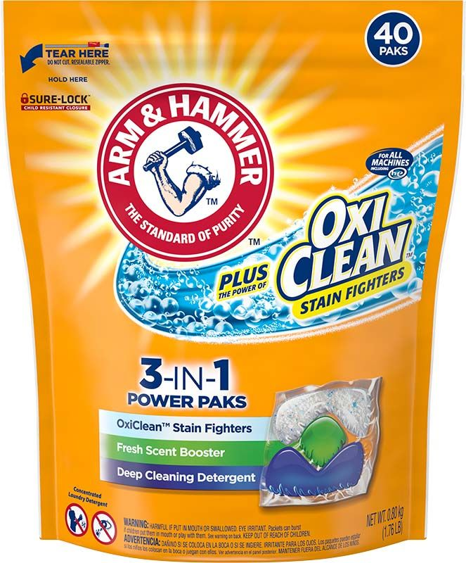 Find Your Use Arm Hammer Baking Soda Laundry Detergent