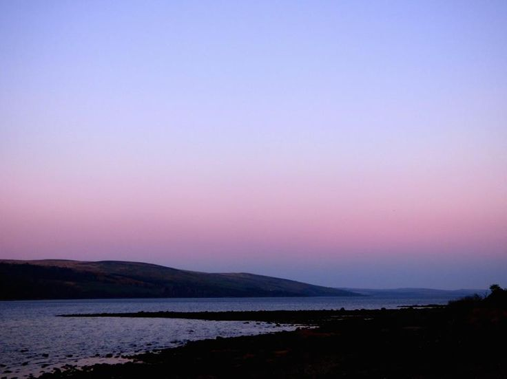 Tighnabruaich Sunset