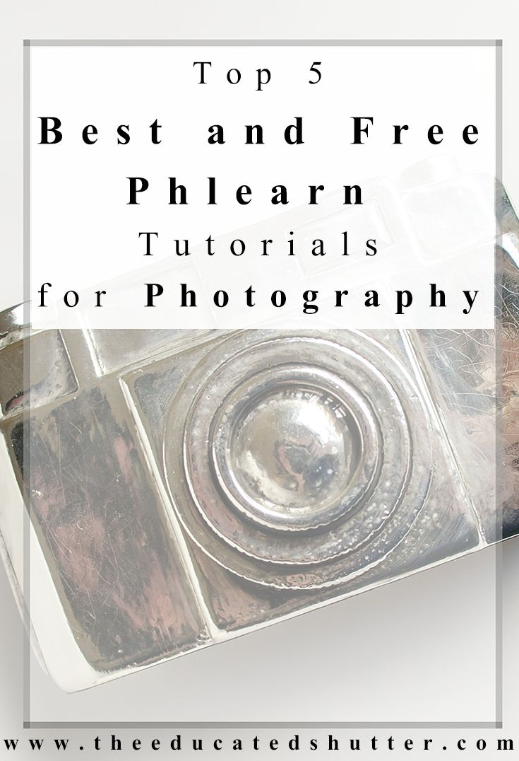 Top 5 Free Phlearn Tutorials