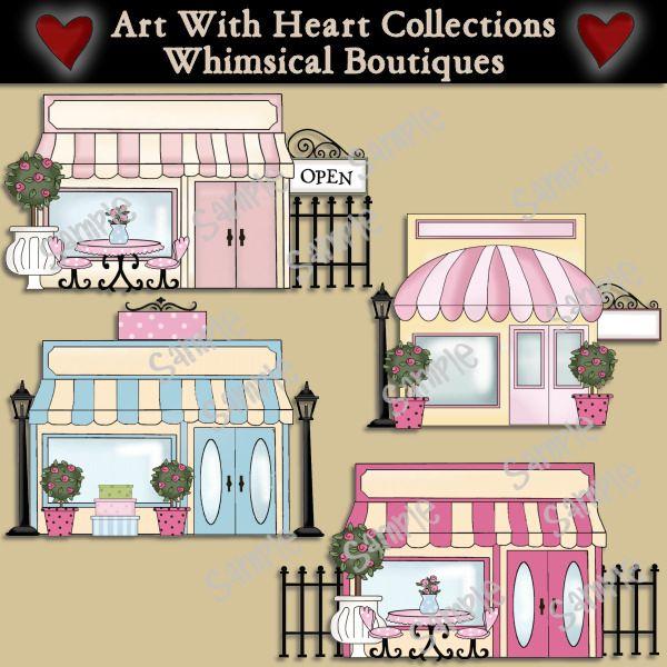 Boutique Store Clip Art   Boutique Pictures Clip Art   Joy ...
