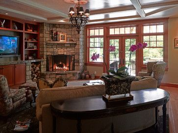 Living Room With Corner Fireplace And Tv 61 best corner fireplace images on pinterest | corner fireplaces
