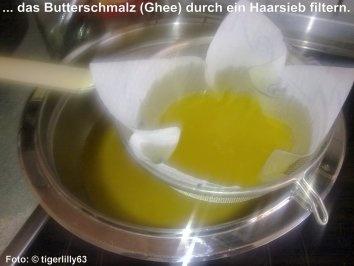 Butterschmalz (Ghee) selbst herstellen