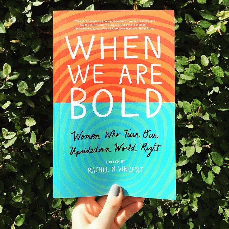 Honored to write the foreword to this collection of essays.  When We Are Bold is not only a celebration of women peacemakers and the activists they've inspired, it is a CALL TO COURAGE.  A call to all of us who have allowed activism to be defined as something that other people do, to those of us who have orphaned our voice and our story, and to every woman and man who has struggled or borne witness to injustices that left their hearts flooded with truth and stories that need to be spoken…