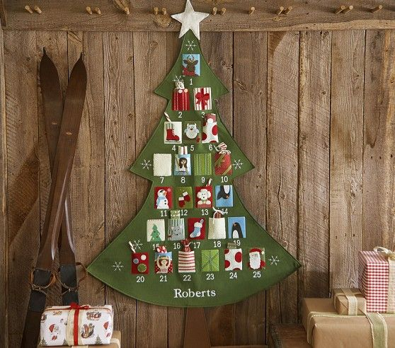 Telluride Advent Calendar | Pottery Barn Kids