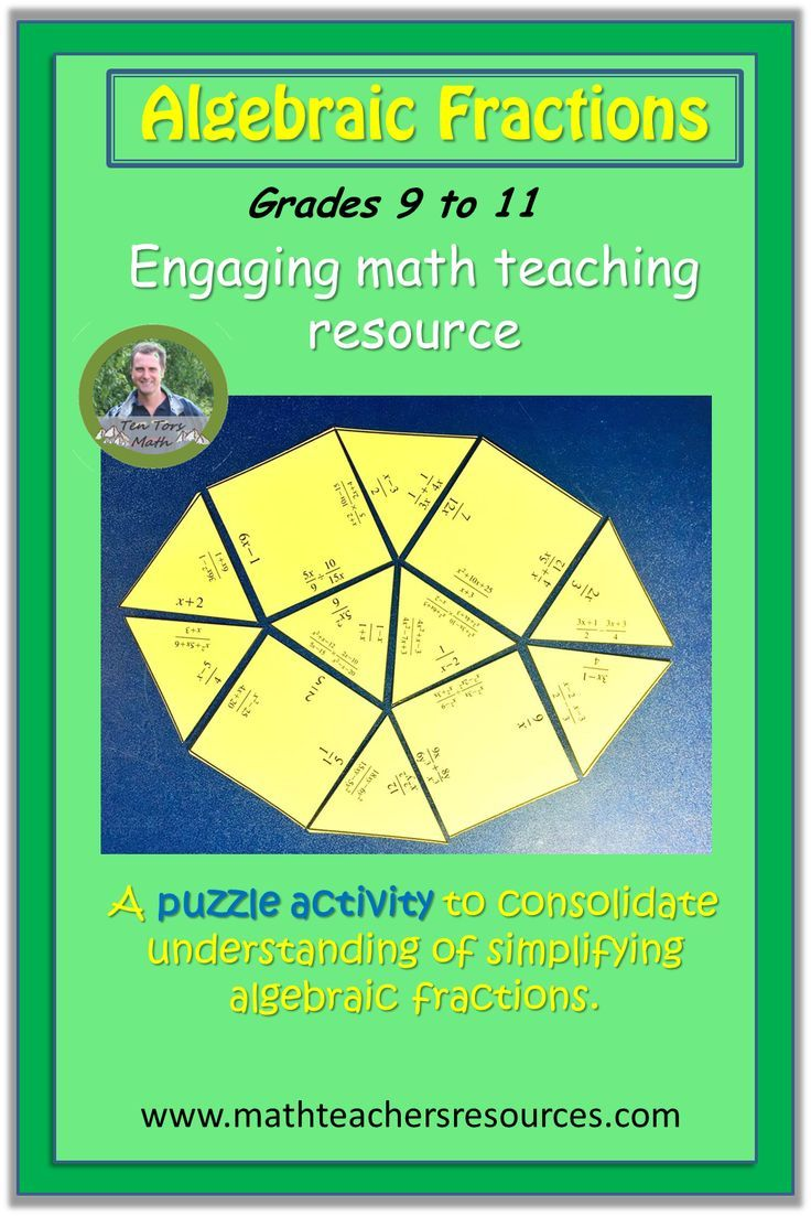 Algebraic Fractions A Classroom Activity For Students To Practice Simplifying Algebraic Fractions By Completing A Math Engagement Fractions Online Education [ 1103 x 736 Pixel ]