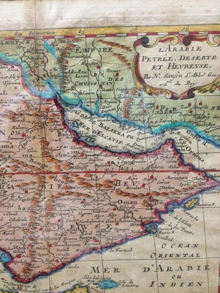 Arabian gulf 16 best Asian Continent Antique