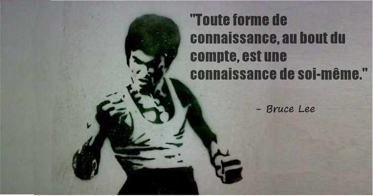 Sur sa page Wikipedia, Bruce Lee est présenté comme un artiste, un acteur, un spécialiste des arts martiaux mais également comme un philosophe. Voila peut-être ce qui a manqué à Jackie Chan pour acqu