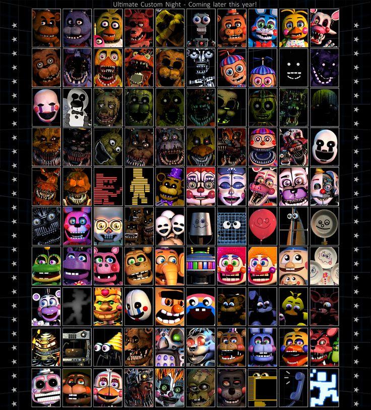 Five Nights At Freddy's Fnaf drawings, Fnaf wallpapers
