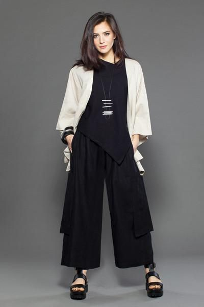 Shown w/ Short Kimono Jacket and Tina Top